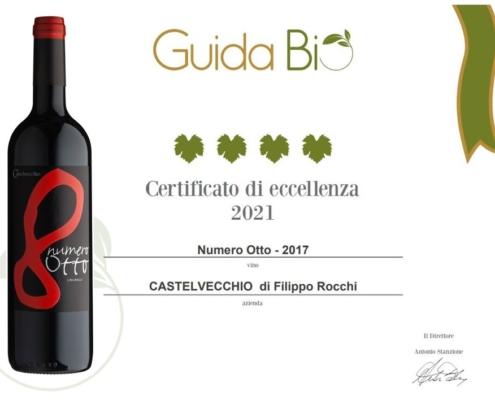 Guida Bio - 4 foglie - NUMERO OTTO 2017